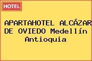 APARTAHOTEL ALCÁZAR DE OVIEDO Medellín Antioquia