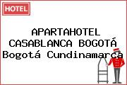 APARTAHOTEL CASABLANCA BOGOTÁ Bogotá Cundinamarca