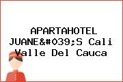 APARTAHOTEL JUANE'S Cali Valle Del Cauca