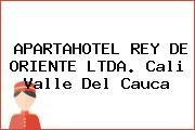 APARTAHOTEL REY DE ORIENTE LTDA. Cali Valle Del Cauca