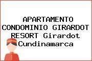 APARTAMENTO CONDOMINIO GIRARDOT RESORT Girardot Cundinamarca