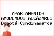 APARTAMENTOS AMOBLADOS ALCÁZARES Bogotá Cundinamarca
