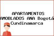 APARTAMENTOS AMOBLADOS ANA Bogotá Cundinamarca