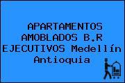 APARTAMENTOS AMOBLADOS B.R EJECUTIVOS Medellín Antioquia