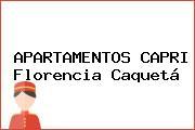 APARTAMENTOS CAPRI Florencia Caquetá