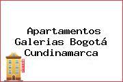 Apartamentos Galerias Bogotá Cundinamarca
