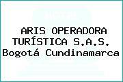 ARIS OPERADORA TURÍSTICA S.A.S. Bogotá Cundinamarca
