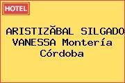 ARISTIZÃBAL SILGADO VANESSA Montería Córdoba