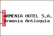 ARMENIA HOTEL S.A. Armenia Antioquia