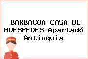 BARBACOA CASA DE HUESPEDES Apartadó Antioquia