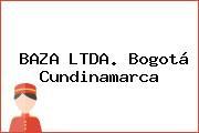BAZA LTDA. Bogotá Cundinamarca