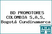 BD PROMOTORES COLOMBIA S.A.S. Bogotá Cundinamarca