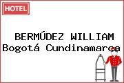 BERMÚDEZ WILLIAM Bogotá Cundinamarca