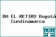 BH EL RETIRO Bogotá Cundinamarca