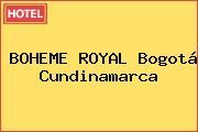 BOHEME ROYAL Bogotá Cundinamarca