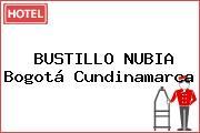 BUSTILLO NUBIA Bogotá Cundinamarca