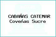 CABAÑAS CATEMAR Coveñas Sucre