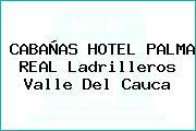 CABAÑAS HOTEL PALMA REAL Ladrilleros Valle Del Cauca
