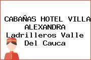 CABAÑAS HOTEL VILLA ALEXANDRA Ladrilleros Valle Del Cauca