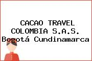 CACAO TRAVEL COLOMBIA S.A.S. Bogotá Cundinamarca