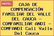 CAJA DE COMPENSACIÓN FAMILIAR DEL VALLE DEL CAUCA - COMFAMILIAR ANDI - COMFANDI Cali Valle Del Cauca