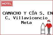 CAMACHO Y CÍA S. EN C. Villavicencio Meta