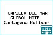CAPILLA DEL MAR GLOBAL HOTEL Cartagena Bolívar