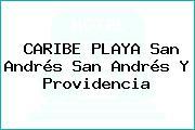 CARIBE PLAYA San Andrés San Andrés Y Providencia