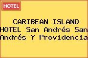 CARIBEAN ISLAND HOTEL San Andrés San Andrés Y Providencia