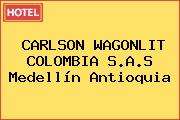 CARLSON WAGONLIT COLOMBIA S.A.S Medellín Antioquia