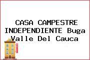 CASA CAMPESTRE INDEPENDIENTE Buga Valle Del Cauca