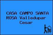CASA CAMPO SANTA ROSA Valledupar Cesar