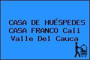 CASA DE HUÉSPEDES CASA FRANCO Cali Valle Del Cauca