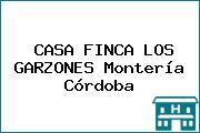 CASA FINCA LOS GARZONES Montería Córdoba