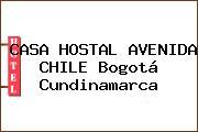 CASA HOSTAL AVENIDA CHILE Bogotá Cundinamarca