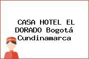 CASA HOTEL EL DORADO Bogotá Cundinamarca