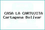 CASA LA CARTUJITA Cartagena Bolívar