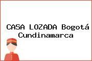 CASA LOZADA Bogotá Cundinamarca