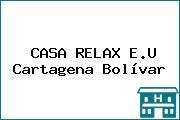 CASA RELAX E.U Cartagena Bolívar
