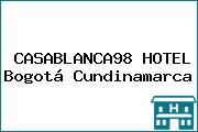 CASABLANCA98 HOTEL Bogotá Cundinamarca