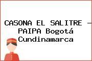 CASONA EL SALITRE - PAIPA Bogotá Cundinamarca