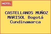 CASTELLANOS MUÑOZ MARISOL Bogotá Cundinamarca