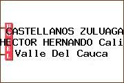 CASTELLANOS ZULUAGA HECTOR HERNANDO Cali Valle Del Cauca