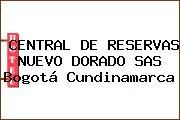 CENTRAL DE RESERVAS NUEVO DORADO SAS Bogotá Cundinamarca