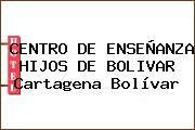 CENTRO DE ENSEÑANZA HIJOS DE BOLIVAR Cartagena Bolívar
