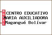 CENTRO EDUCATIVO MARIA AUXILIADORA Magangué Bolívar