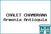 CHALET CHAMBRANA Armenia Antioquia