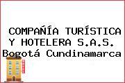 COMPAÑÍA TURÍSTICA Y HOTELERA S.A.S. Bogotá Cundinamarca