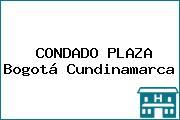 CONDADO PLAZA Bogotá Cundinamarca