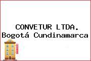 CONVETUR LTDA. Bogotá Cundinamarca